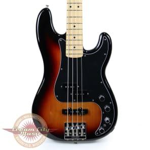 Fender Deluxe Active Precision Bass Special Maple - 3 Color Sunburst for sale