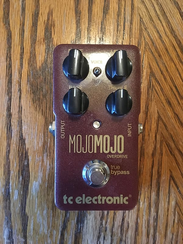 tc electronic mojomojo overdrive chase 39 s gear depot reverb. Black Bedroom Furniture Sets. Home Design Ideas