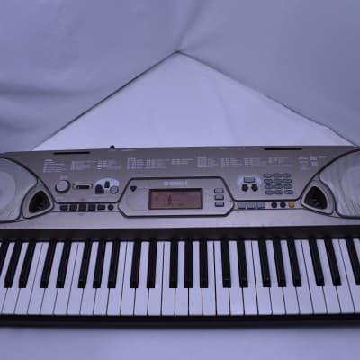 Yamaha EZ-250i Keyboard lighted keys SN 0012521