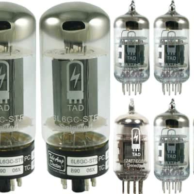 Vacuum Tube Set for Two Rock Custom Reverb V2 50 image
