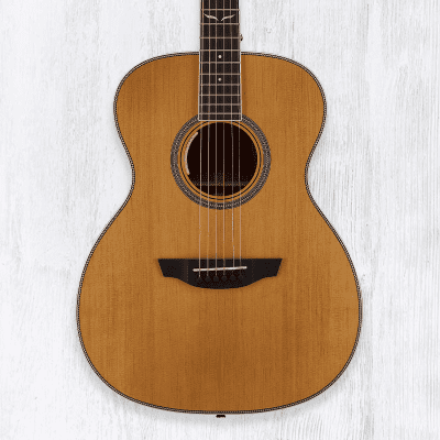 Orangewood Ava Live Torrefied Spruce Grand Concert All Solid Acoustic-Electric Guitar w/ LR Baggs EQ for sale