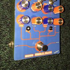 EightySix Wave Mutilator DIY guitar synth pedal