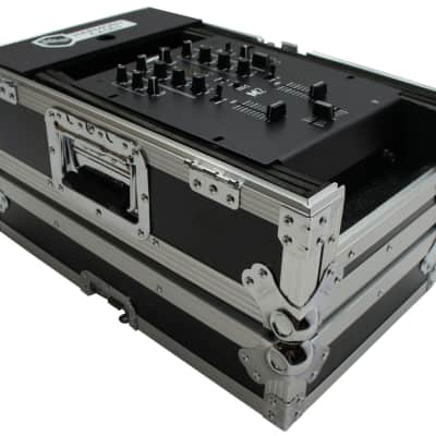 "Harmony Cases HC10MIX Flight DJ Road 10"" Mixer Custom Case fits Pioneer DJM-S9"