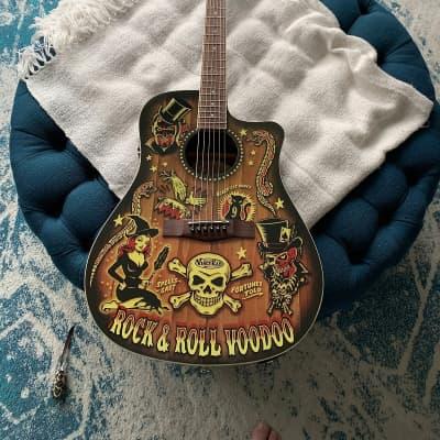 Fender VINCE RAY VOODOO - BUCKET 300CE Voodoo