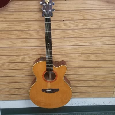 Yamaha Compass Series CPX-7 Guitar for sale