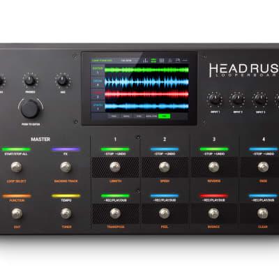 HeadRush LOOPERBOARD Multi Effects Processor