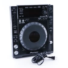 Pioneer CDJ-850-K DJ Digital Multi-Media Deck & Power Supply P-04889