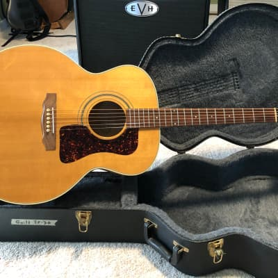 Guild JF-30 1995 Natural (Westerly, RI Made) for sale