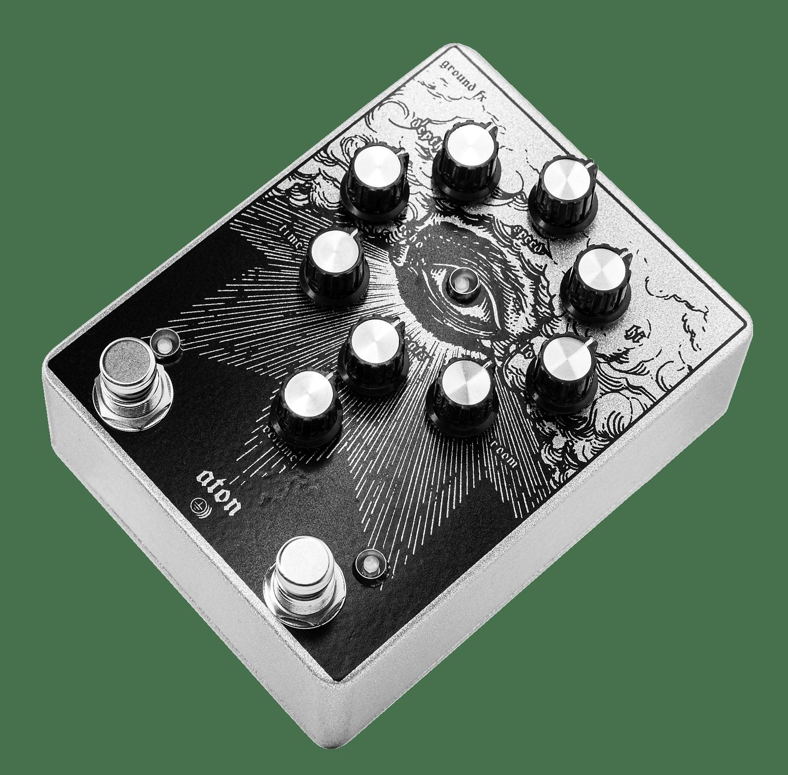 Ground FX - Aton - Echo & Reverb