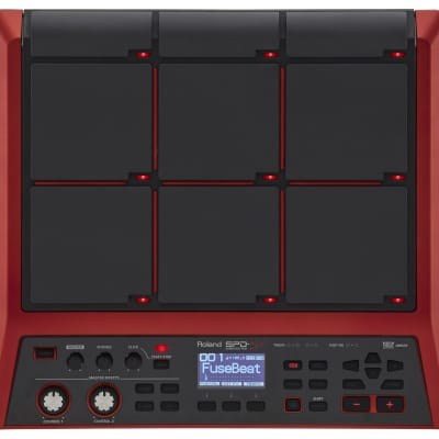 Roland SPD-SX Special Edition Sampling Pad-Red  w/ 16GB internal memory New