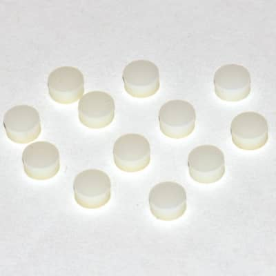 GÖLDO MUSIC WS10P Fingerboard Dots - Inlays, 12er Pack / perloid for sale