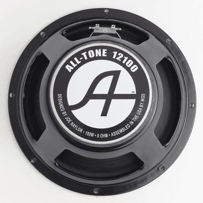 "All-Tone 12100 50-Watt 8 Ohm 12"" Speaker"