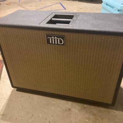 THD 2x12 100-Watt 8ohm Guitar Speaker Cabinet for sale