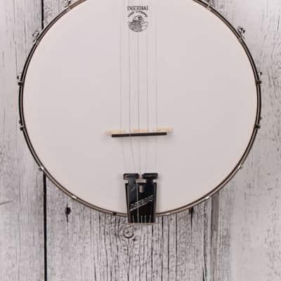 Deering Goodtime 5 String Open Back Banjo 3 Ply Maple Rim w Warranty Made in USA for sale