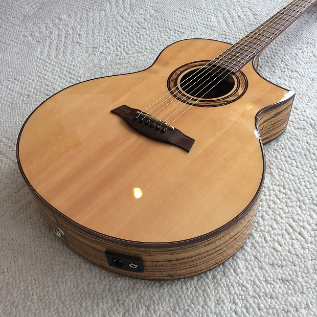 Ibanez Exotic Wood Aew23zw Nt Acoustic Electric Guitar