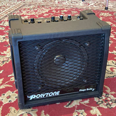 Polytone Mega Brute Poly Tone amp amplifier small amps for sale