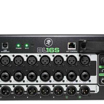 Mackie DL16S 16-Channel Wireless Digital Mixer