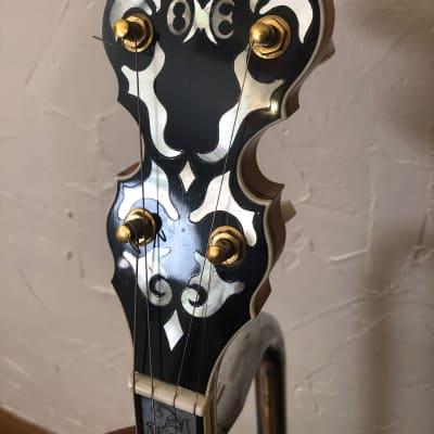 1975  OME Gold Mogul Tenor Banjo - Vintage for sale