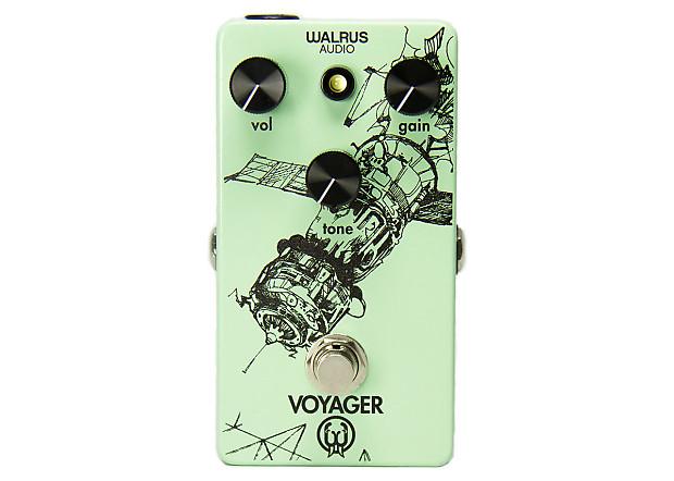 Walrus Audio Voyager P...