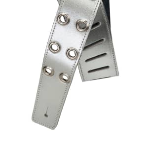 """Planet Waves 20LGS04 2"""" Embossed Leather Guitar Strap"""