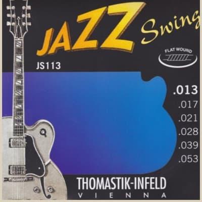 Thomastik JS113 Jazz Swing Flat Guitar Strings