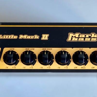 Markbass Markbass Little Mark II Bass Head