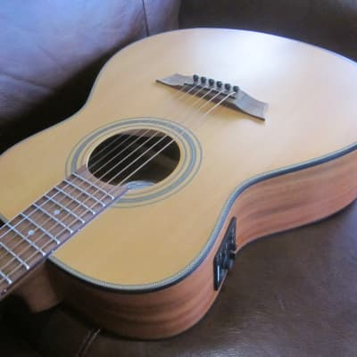 Dean St. Augustine Mini Jumbo Solid Top SAMJE SN Acoustic Electric Guitar #17058493386 for sale