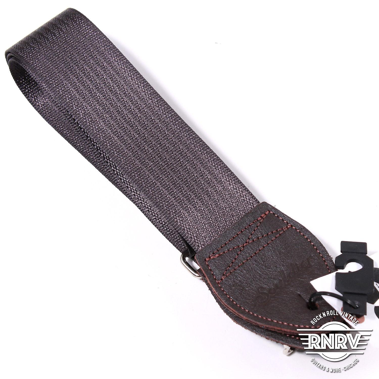 Souldier Plain Seat Belt - Brown