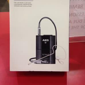 AKG DPTTetrad Pocket Digital Wireless Transmitter