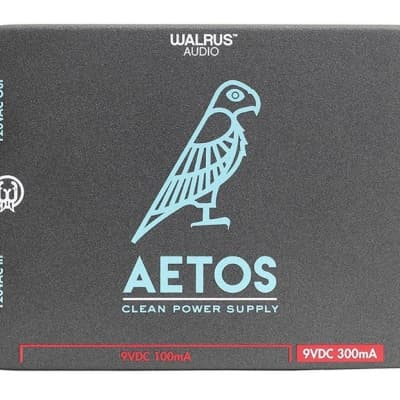 NEW! Walrus Audio Aetos Clean Power Supply FREE SHIPPING! for sale