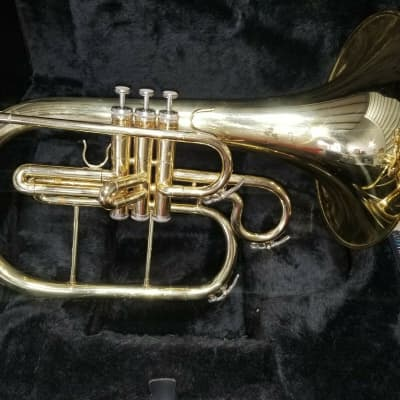 Dynasty M546 Marching French Horn 2010s Brass