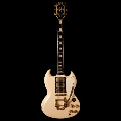Gibson Les Paul (SG) Custom with Bigsby Vibrato 1961 - 1962