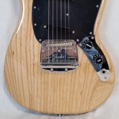 Fender Ben Gibbard Mustang Electric Guitar W/ bag for sale