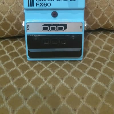 DOD Stereo Chorus FX60 (1983) for sale