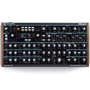 Novation Peak Desktop Polyphonic Synthesizer
