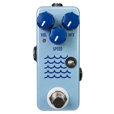 JHS Pedals Tidewater Tremolo 9v Tremolo Guitar Effects Pedal for sale