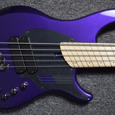 Dingwall NG-2 (5 String) 2018 Purple Mopar *NOT Pre-Owned for sale