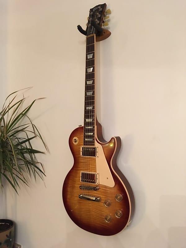 Gibson Les Paul Traditional 2015 Honey Burst Reverb