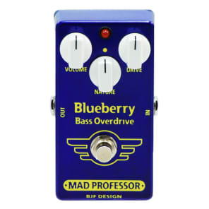 Mad Professor Blueberry Bass Overdrive for sale