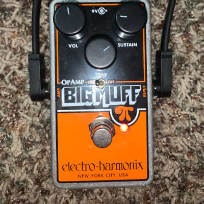 Electro-Harmonix Op-Amp Big Muff Pi Reissue Fuzz