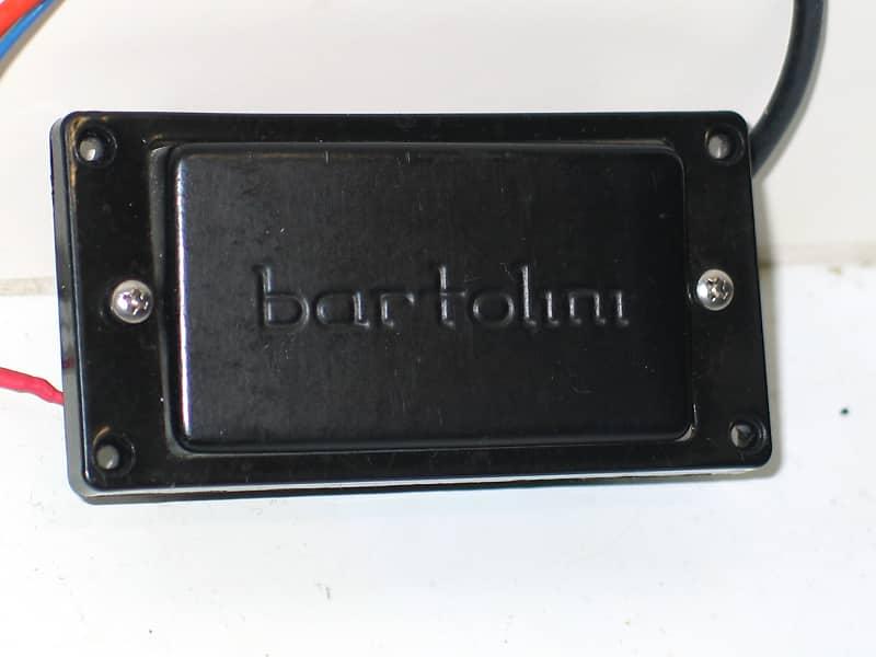 80 39 s vintage bartolini humbucker bridge guitar pickup 4 reverb. Black Bedroom Furniture Sets. Home Design Ideas
