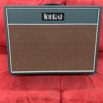 TopHat Club Royale T-20CRL  2x12 Combo Amp Green for sale