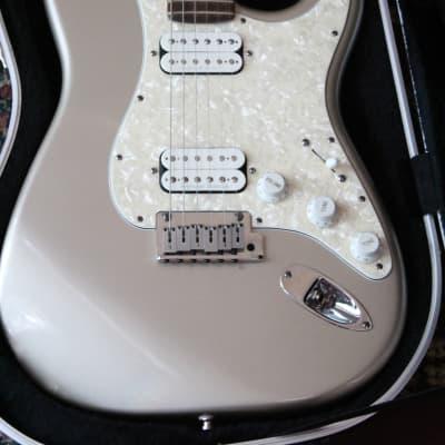 Fender Big Apple Stratocaster with  Rosewood Fretboard 1997 - 2000 Shoreline Gold for sale