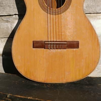 Spanish, Brazilian Rosewood Classical Guitar