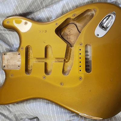 Fender Custom Shop '66 Reissue Stratocaster Body