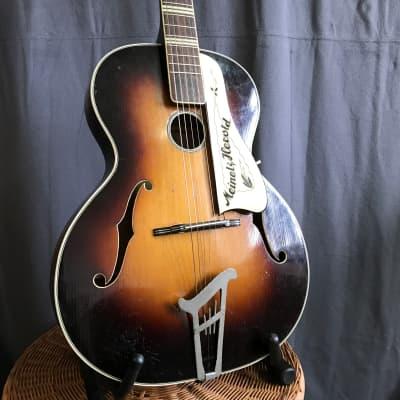 Meinel & Herold jazz guitar 50s - vintage German archtop - all solid for sale