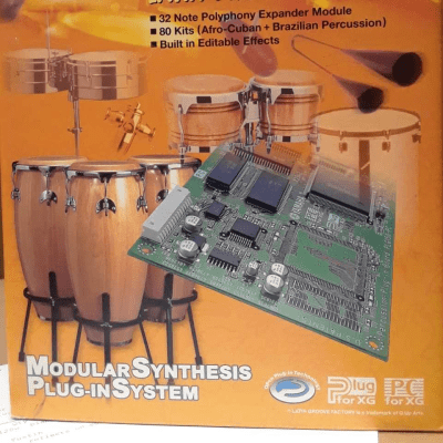 Yamaha PLG150-PC Plug In Board, Latin Grooves.*Free Shipping to Lower 48 States.