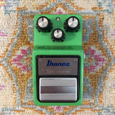 Analogman TS808 modded Ibanez TS9 Tube Screamer for sale