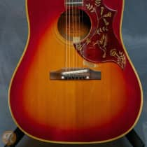 Gibson Hummingbird 1967 Cherry Sunburst image