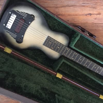 Oahu  Tonemaster  Lap Steel Vintage USA 50s 60s Green for sale